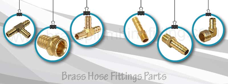 Brass Hose Fittings Parts